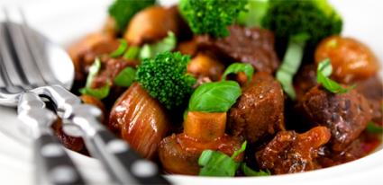 Kalfsstoofvlees_champignons_broccoli